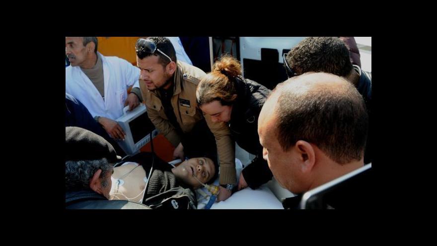 Video Události, komentáře k útoku v Tunisku