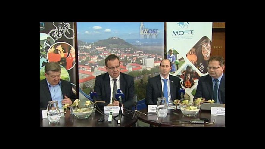 Video Mládek na severu Čech opět jednal o limitech