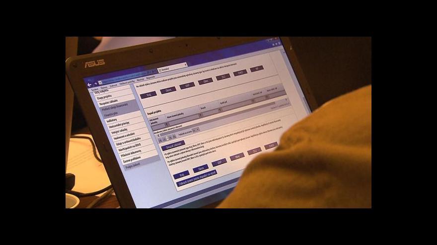 Video Události: Na MMR zasahovali protikorupční detektivové