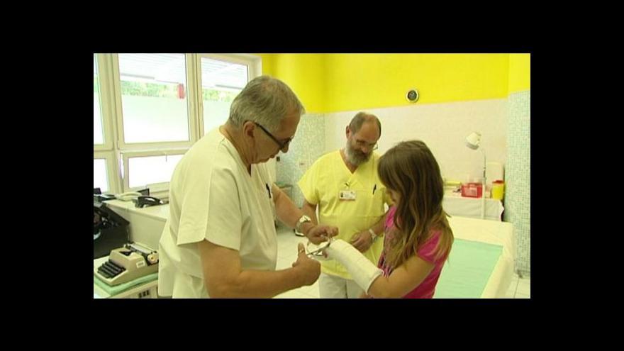 Video Bude na Tachovsku fungovat chirurgická pohotovost?