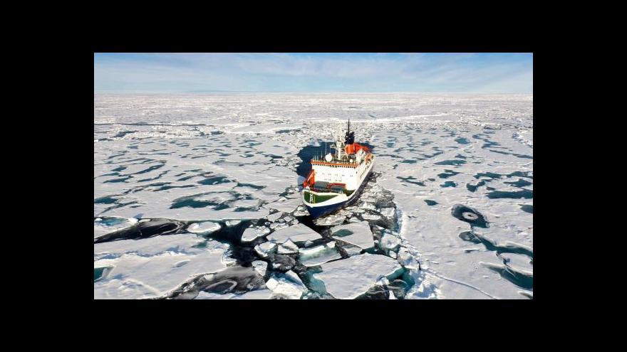 Video Geolog Cílek: Teplé klima je schopné destabilizovat celé státy