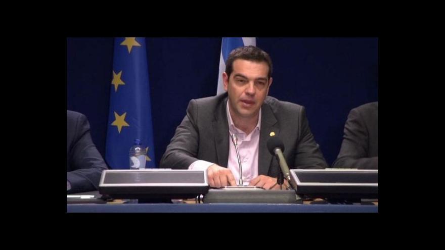 Video Summit řešil i řeckou dluhovou krizi a ruskou propagandu