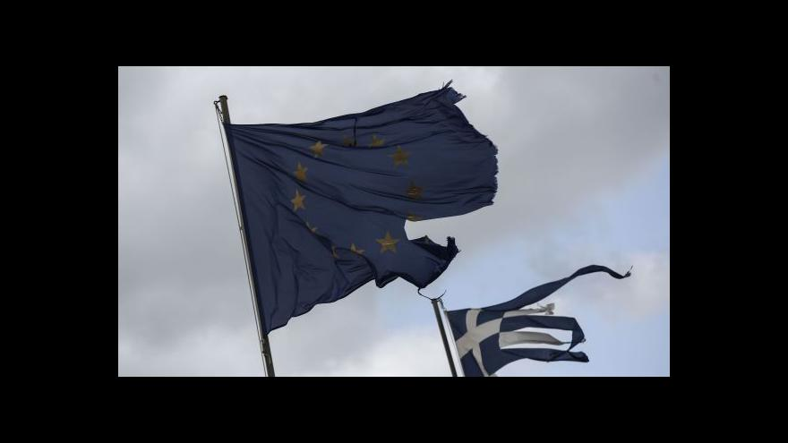 Video Řecko slíbilo EU konkrétní reformy