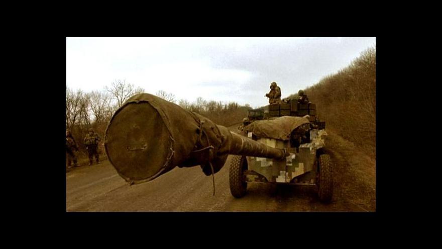 Video Situace na Ukrajině se opět vyostřuje