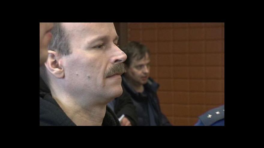 Video Muž dostal za vraždu důchodkyně z Krnova 18 roků vězení