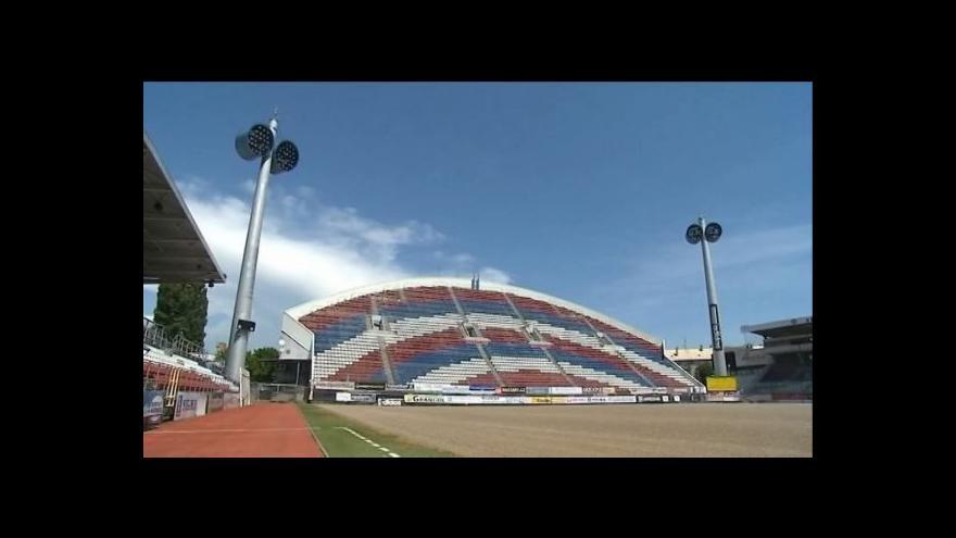 Video Inspektoři UEFA kontrolovali olomoucký stadion