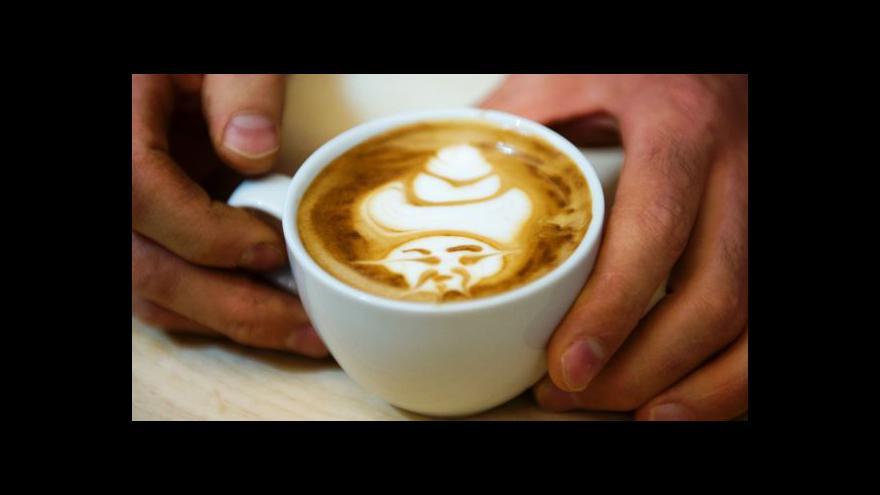 Video V Praze přibylo další místo, kde káva pomáhá