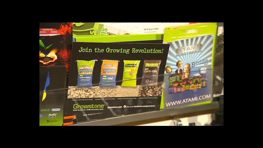 Video Zelená revoluce se šíří Washingtonem DC