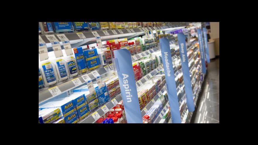 Video Události: Inspektoři si posvítili na lékárny
