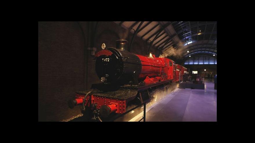 Video Fanoušci Harryho Pottera se radují z nové atrakce