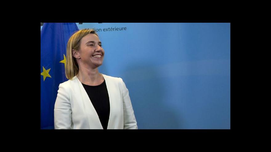 Video Mogheriniová míří na Kubu