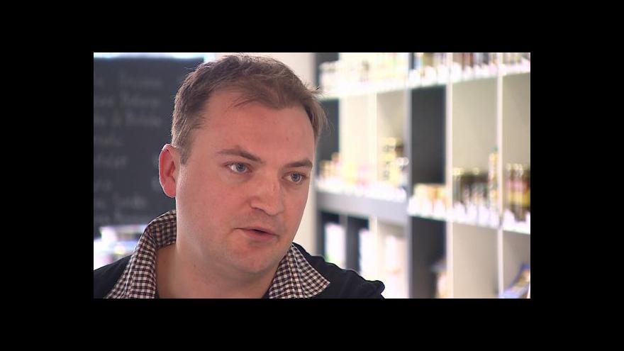 Video Kuchař Tomáš Vítek o změně povolání
