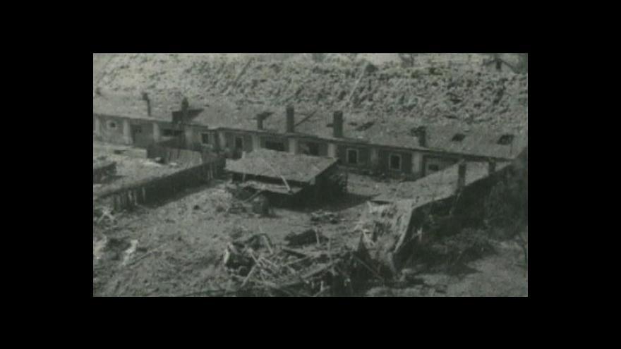 Video 70 let od náletu na Vysočany a Libeň
