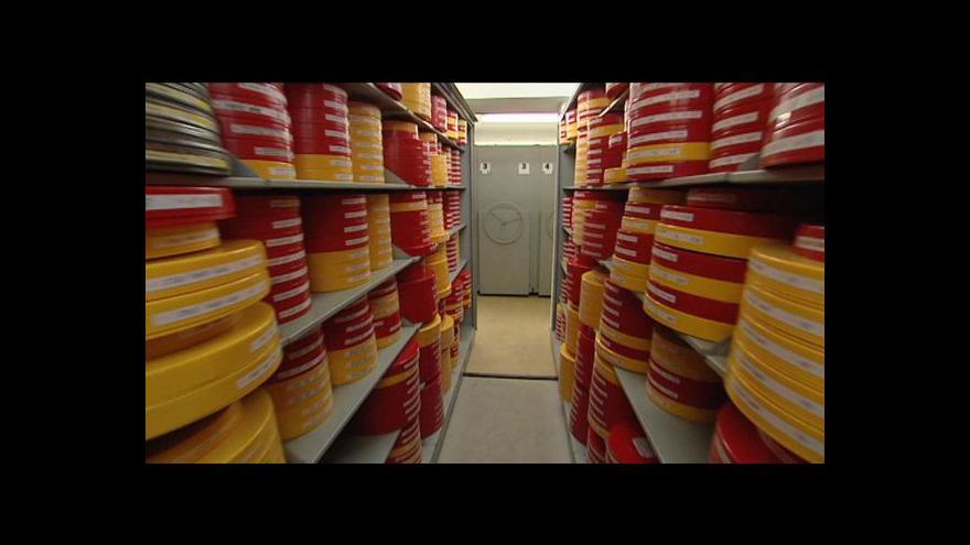 Video Národní filmový archiv staví nový depozitář