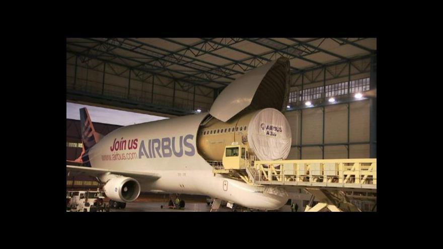 Video Airbus A320 patří mezi nejpoužívanější dopravní letadla
