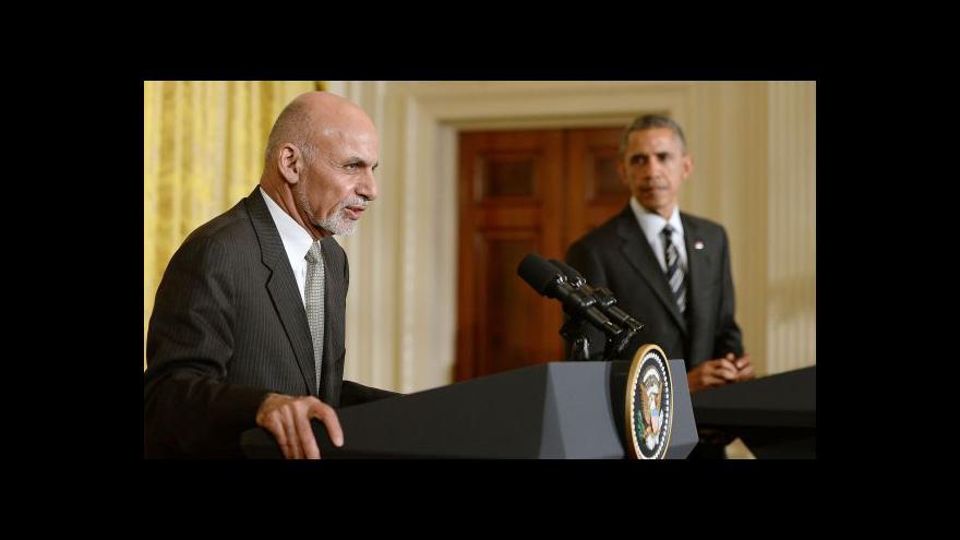 Video V Afghánistánu zůstane zatím 10 tisíc amerických vojáků