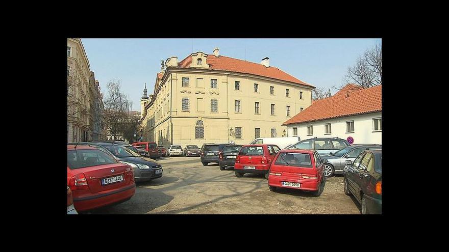 Video U Anežského kláštera má vzniknout novostavba