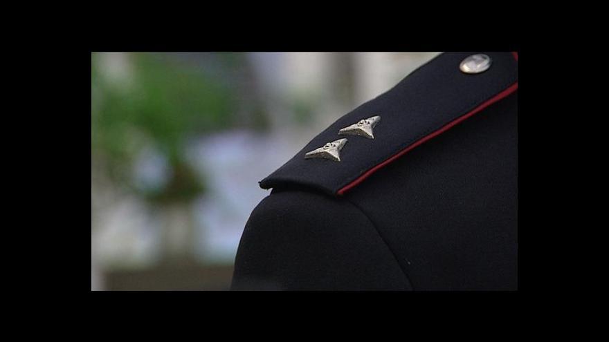 Video Policejní důstojníci se dočkají nového šatníku