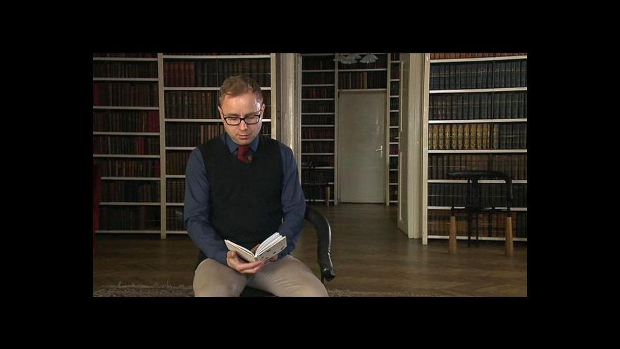 Video Nominace: Dan Jedlička / Sbohem malé nic