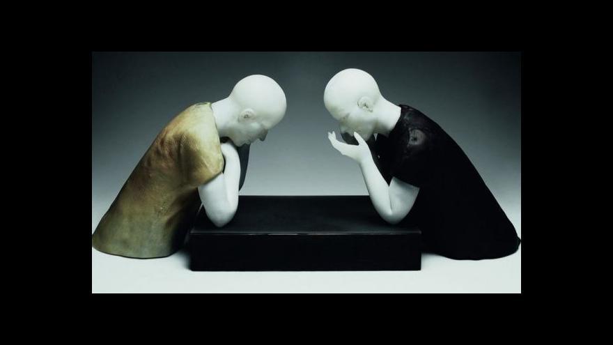 Video Janeckého Hrdinové na Art Prague