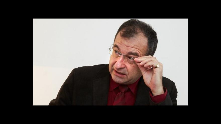 Video Cyril Höschl o Národním ústavu duševního zdraví