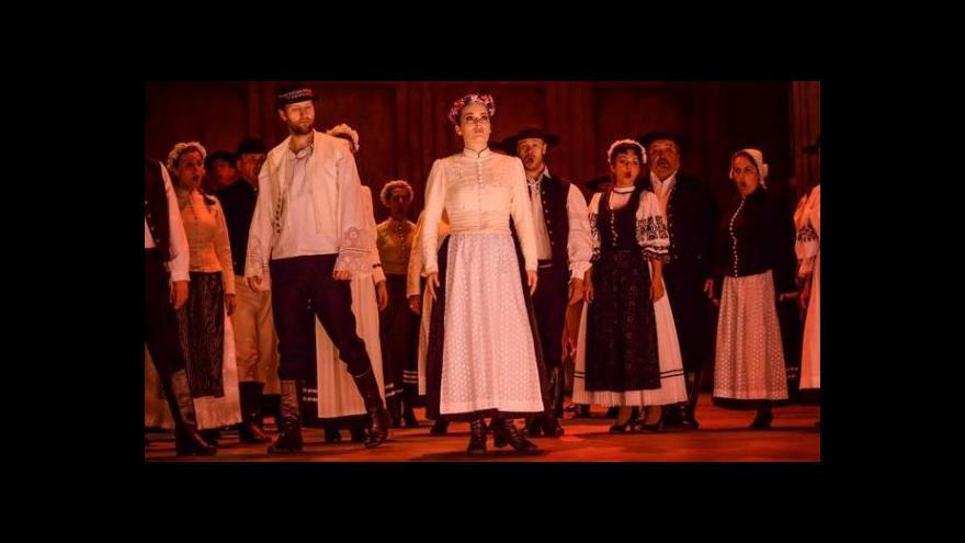 Video V Brně hrají o Marii