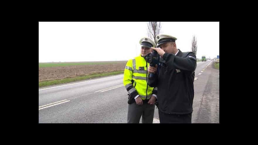 Video Policie má zatím deset takových radarů