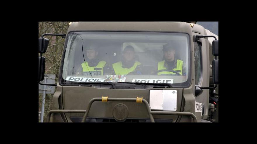 Video UDÁLOSTI: Pět obvinění za munici ve Vrběticích