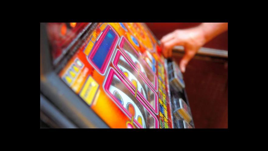 Video Události: Nová regulace hazardu