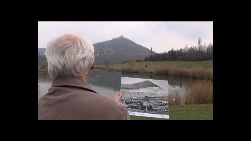 Video Krajina, kterou změnila těžba i rekultivace