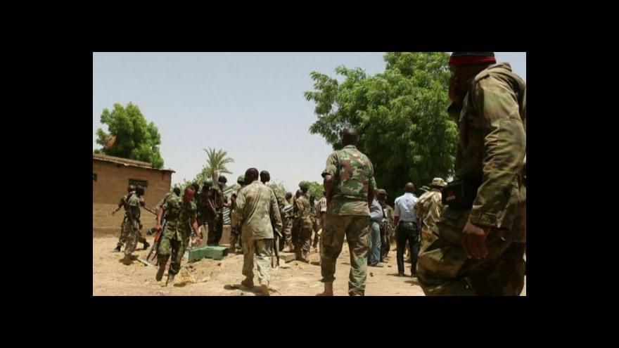 Video Horizont: Nigerijská armáda zničila sídlo Boko Haram