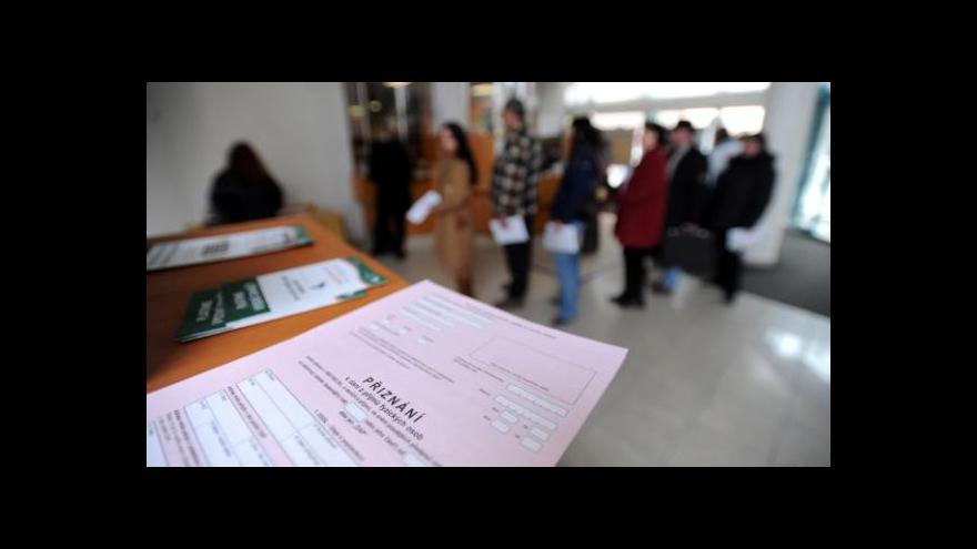 Video Události: Na přiznání daně zbývá posledních pár dnů
