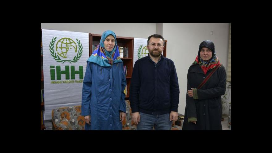 Video První rozhovor s Hanou a Antonií po propuštění