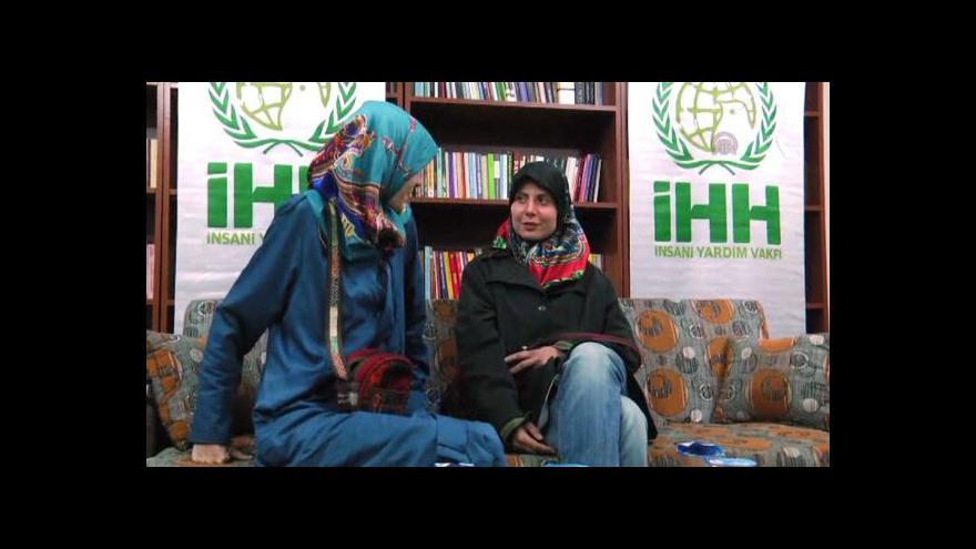 Video Speciál ČT24 k uneseným Češkám