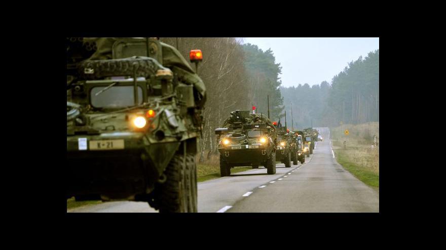 Video Američtí vojáci akci jako Dragounskou jízdu ještě nezažili