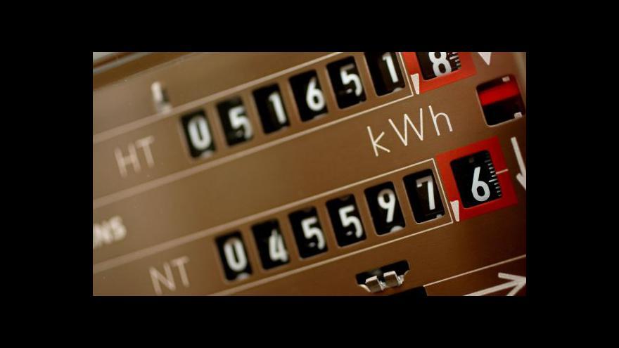Video ERÚ vyzval vládu k řešení cen elektřiny