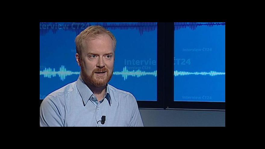 Video Interview ČT s Michalem Najmanem: Neměli jsme jiné informace než média