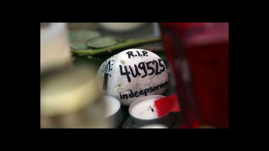 Video Brífink k vyšetřování pádu letadla A320