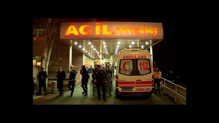 Video Žalobce je podle tureckých úřadů po srmti