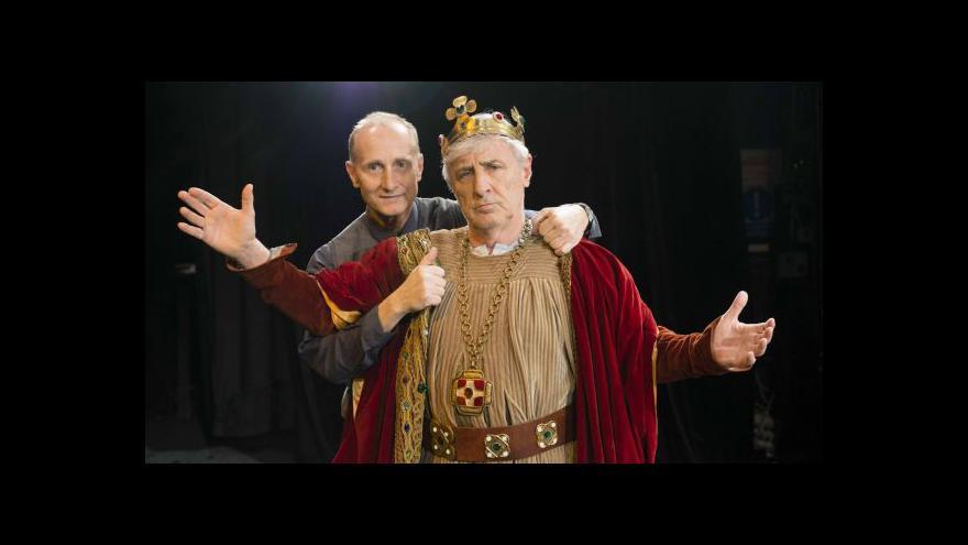 Video Divadlo Bez zábradlí najalo Garderobiéra
