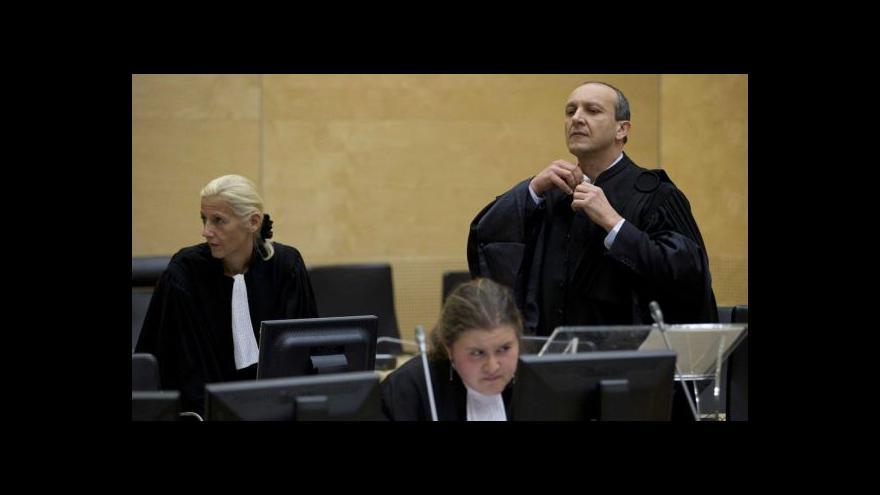Video Analytik: ICC je dvojsečná zbraň, obžalovaná může být i Palestina