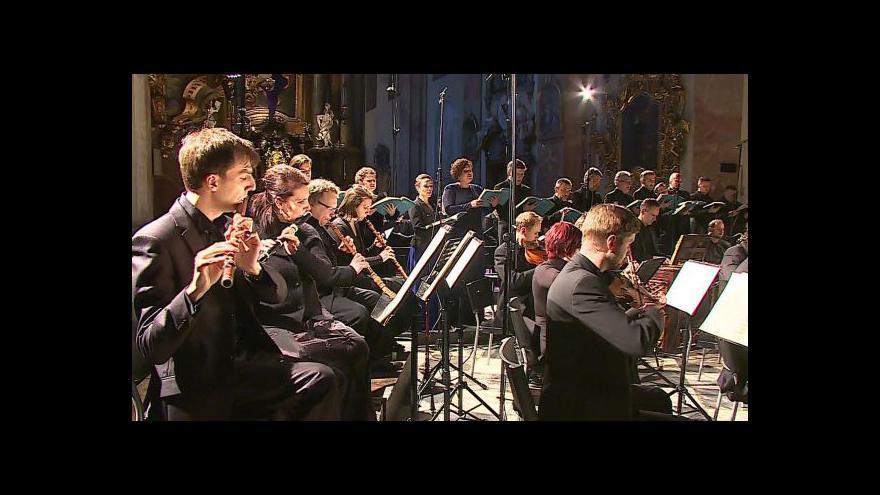 Video Bez komentáře: Janovy pašije od Johanna Sebastiana Bacha