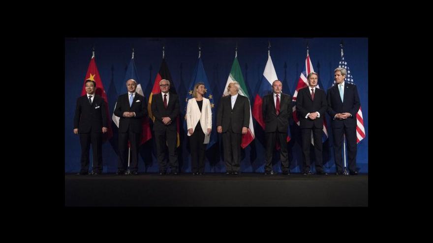 Video Se zpožděním, ale přece: Dohoda o přiškrcení íránského jádra uzavřena