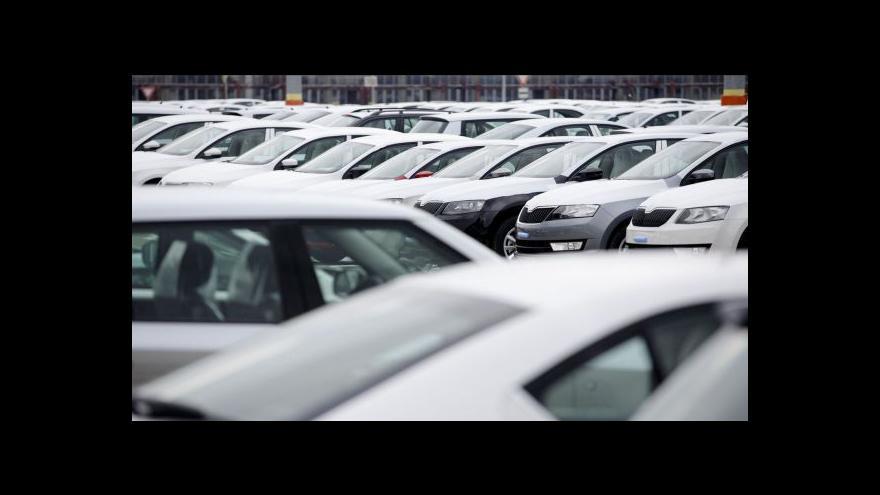 Video Prodej aut v prvním čtvrtletí stoupl o 24 procent