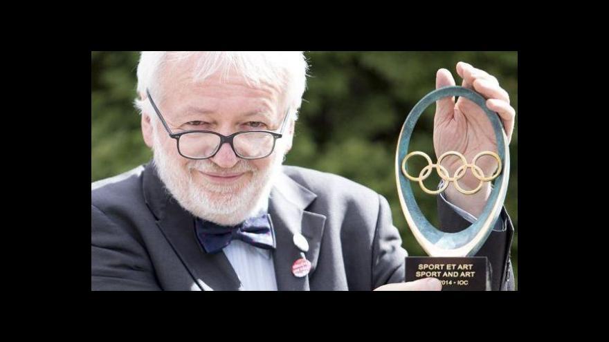 Video Švácha oceněn Mezinárodním olympijským výborem