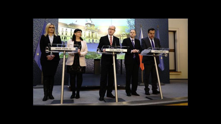 Video První výzvy k dotacím EU se začnou vyhlašovat v květnu