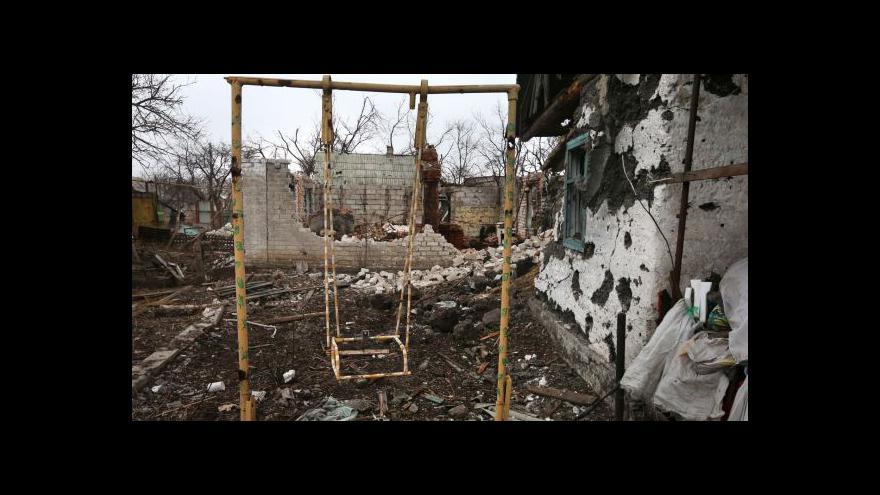 Video OBSE: Tisíce Ukrajinců žijí na pokraji bídy
