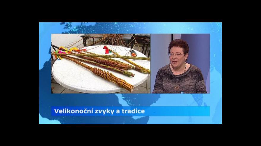 Video Vavřinová: Křesťany čeká ještě padesát dní velké velikonoční oslavy