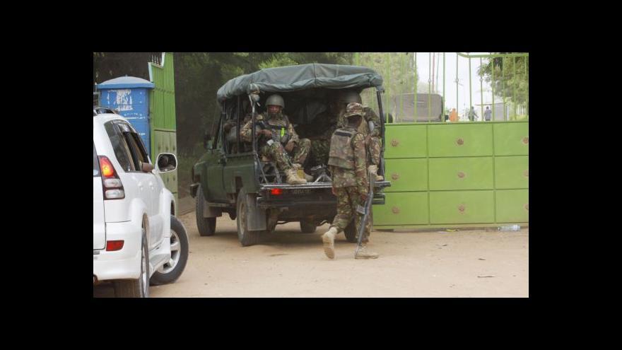 Video Vyšetřování masakru v Keni, policie zadržela pět lidí