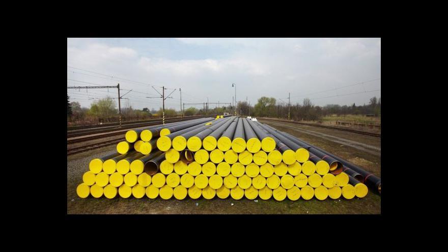 Video UDÁLOSTI: Poteče mezi Českem a Polskem plyn?